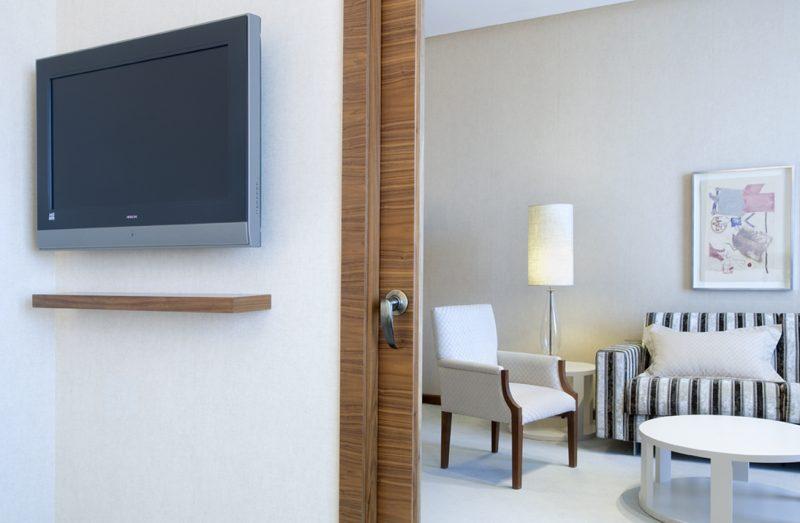 Interiorismo habitación hotel