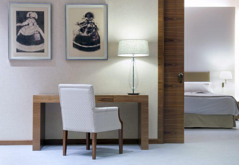 Diseño interior suite hotel