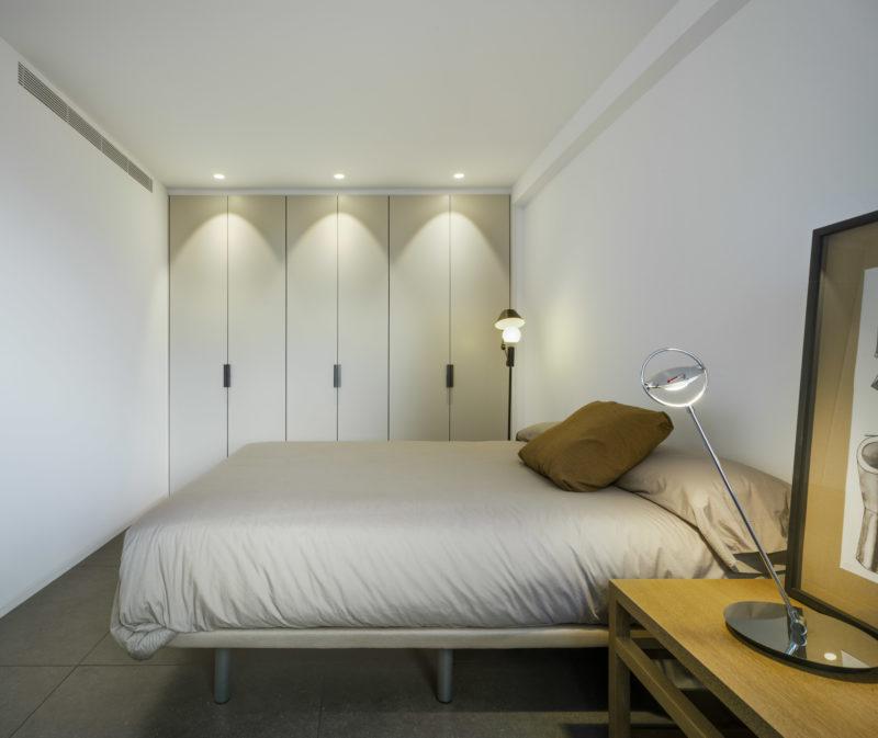 Dormitorio de matrimonio de diseño