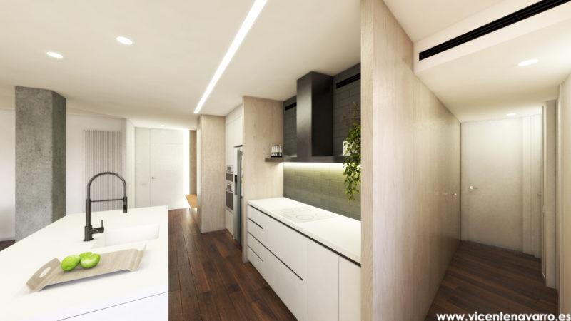 cocinas de diseño valencia
